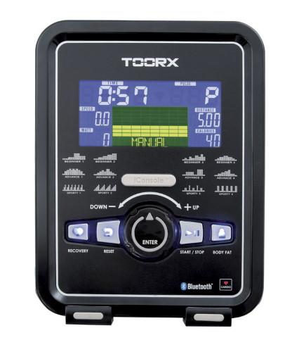 Display del ciclo ergometro Toork 300 ergo